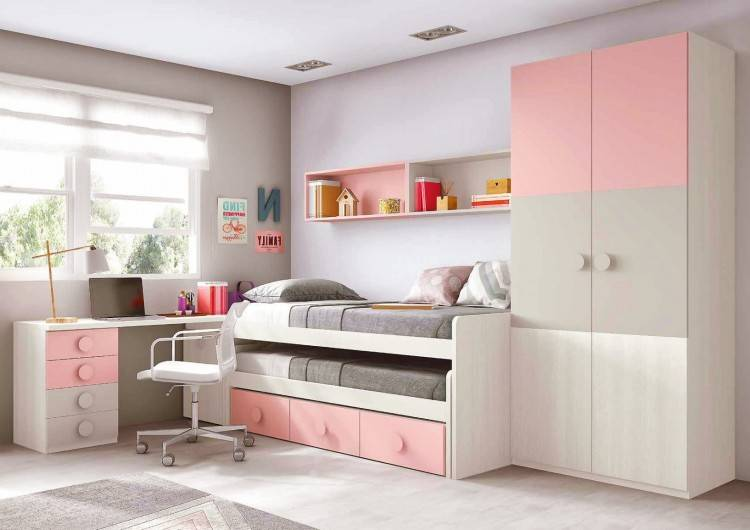 Chambre A Coucher Ado: Entraînant chambre a coucher ado et 22génial chambre a coucher enfant