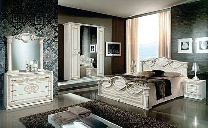 Belle chambre à coucher Kreabel