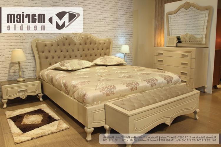 Meuble en  simili cuir, idéal pour votre chambre à coucher