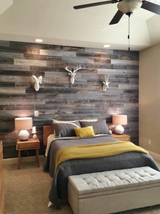 Chambres à coucher Chambres à coucher Chambre à coucher complet scandinave