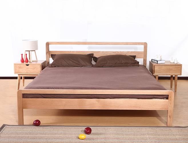 chambre à coucher bois massif 2