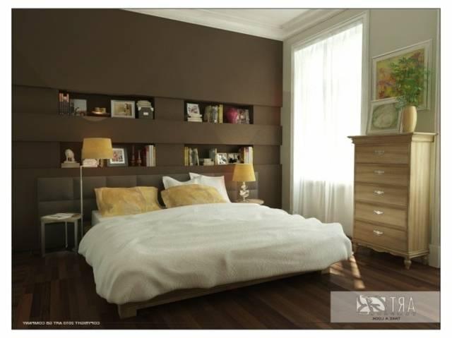 Rauch chambre à coucher 4 pièces de sumatra aspect vintage marron,  LIEGEFLÄCHE CA