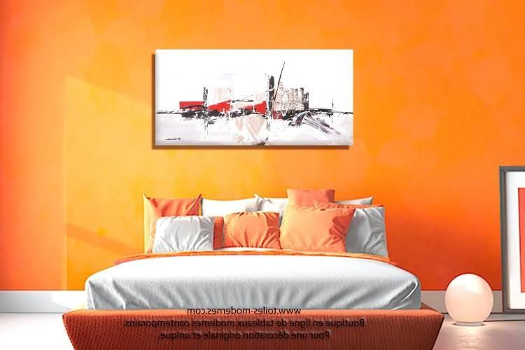 Gallery Of Peinture Gris Et Rose Chambre Chambre A Coucher Orange Avec Chambre  Coucher Avec Le Mur Orange Br L Photos Stock Et Mur Orange Et Gris 24