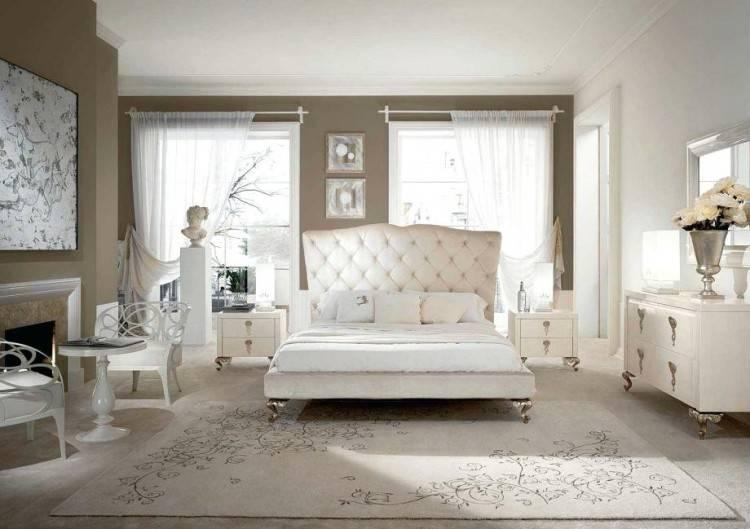 Chambre à Coucher Principale De Style Anglais