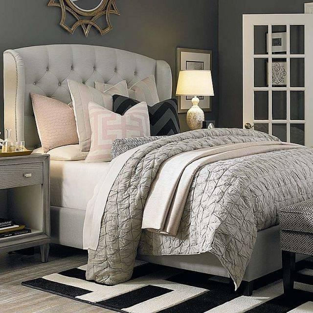 Full Size of Decoration Chambre Coucher Idee Deco Blanche Noir Et Blanc Tendance Chambre à Coucher