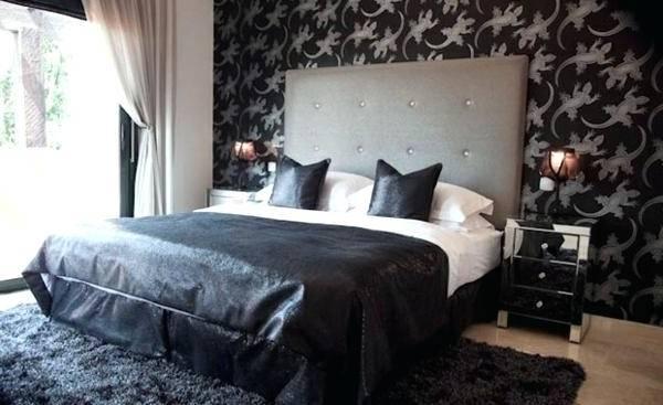 chambre avec tete de lit capitonnee une tate de lit capitonnace pour un beau style de