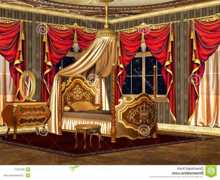 Chambres à coucher royale