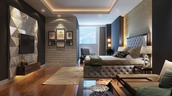 Chambre à coucher de luxe – 3