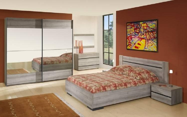 Chambre à coucher ILONA.