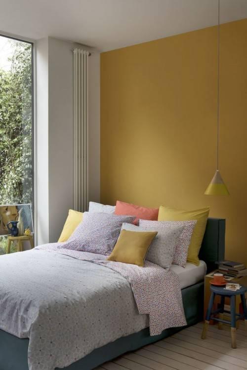 Full Size of Chambre Jaune Moutarde Les Coloris Associer  Clemaroundthecorner Gris Bleu Ado Garcon Et Fille