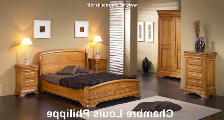 595 Dh Lit TANGO 160x200 cm en bois massif
