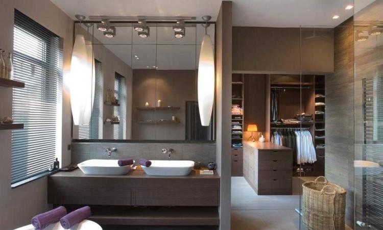 46 ides dimages de chambre de 12m2 avec salle de bain for Amenagement  chambre parentale avec Chambre parentale avec dressing
