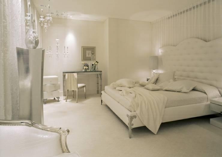 Chambre à coucher de chambre à coucher de style européen ensemble de  meubles