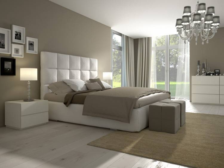 Perfect Chic Chambre A Coucher Style Idées Images