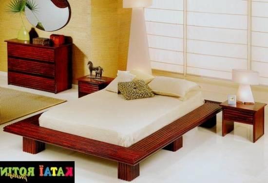 Plaire Chambre Japonaise Ikea A Propos de Une Chambre À Coucher Chaudement Allumée Dans Un Magasin