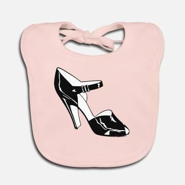 Usiful® Escarpins femme noirs pour discothèque parti à talon de 16cm avec  plateforme