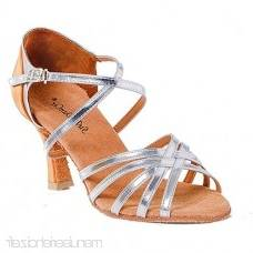 TMKOO& Les femmes dans les chaussures de danse latine chaussures pour adultes avec des chaussures à
