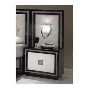 Chambre à coucher model KRISTEL Blanc