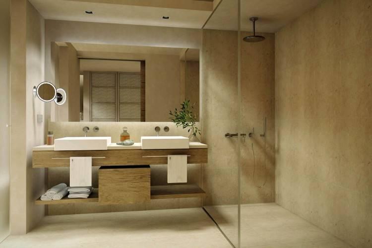 deco salle bain zen nature collection et enchanteur idee photos photo de chaleureuse petite surface moderne