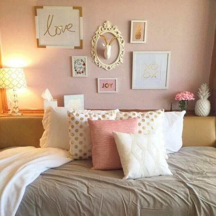Chambre A Coucher Enfant Fille Chambre Coucher Fille Bambinos Chambre A  Coucher Enfant Lit Fille Cabane Rose