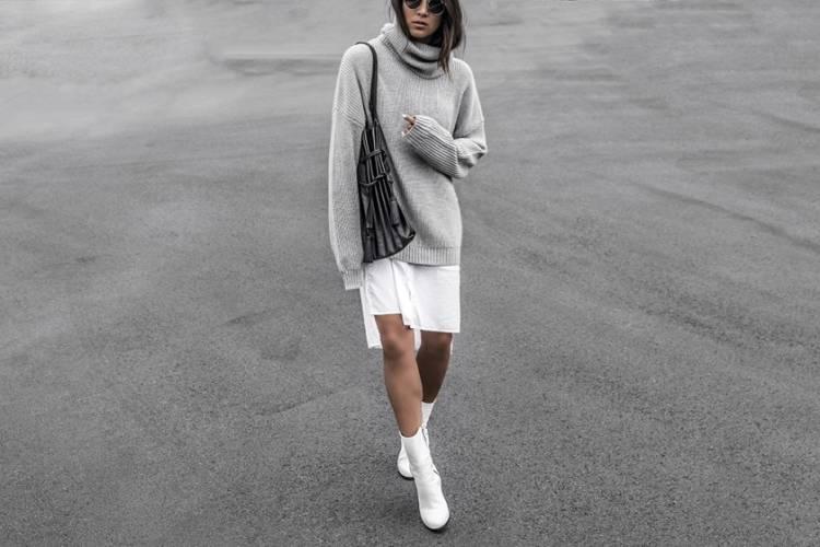 Pour la prochaine saison hiver la collection Cercle d'O habille la femme  enceinte de façon élégante et ludique