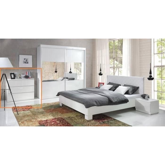 Meuble intégré de chambre à coucher