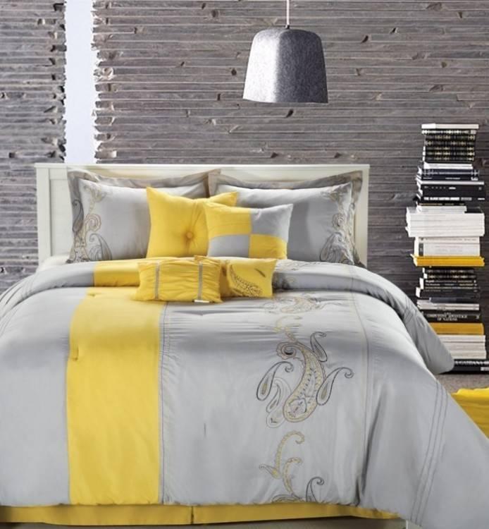 La chambre grise – 40 idées pour la déco | Chambre à coucher