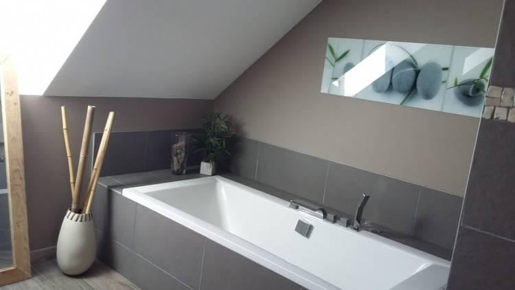 faience salle de bain couleur