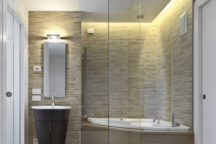 quelle couleur pour une petite salle de bains