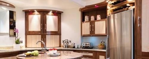 Cuisine Laissez entrer la nature dans votre cuisine grâce aux modèles Home line