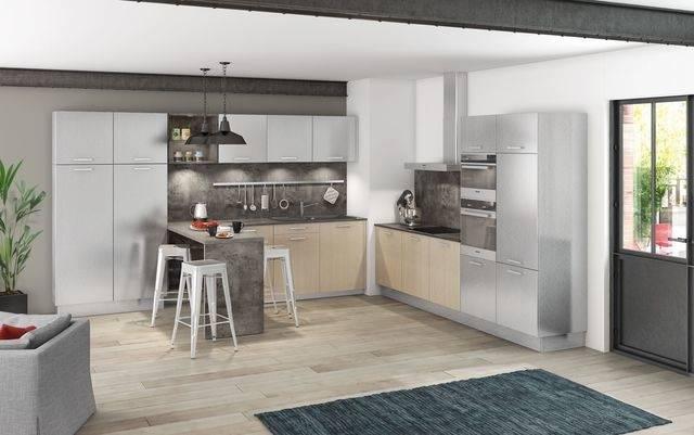 Darty présente ses 9 nouveaux modèles de cuisines sur mesure 2015 | Bien choisir mon electromenager