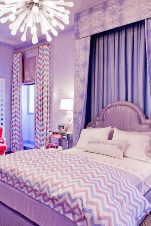 La Couleur Aubergine Pour La Chambre Chambre Inspirations Avec Violet Et Couleur De Chambre Coucher 0