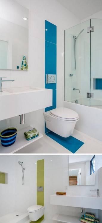 carrelage noir et blanche salle de bain joint
