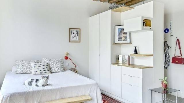 Chambre à coucher LouisXV