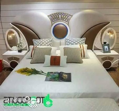 Chambre a coucher persan bois djibouti