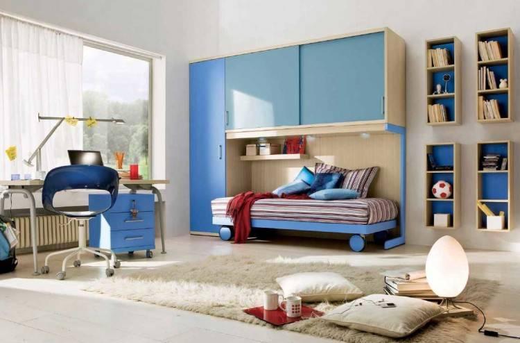 Magnifique Chambre à coucher pour adolescent
