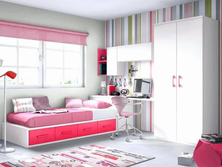 Lovely Chambre Pour Fille : Chambre à Coucher De Adolescentes Filles  Décoration Idé