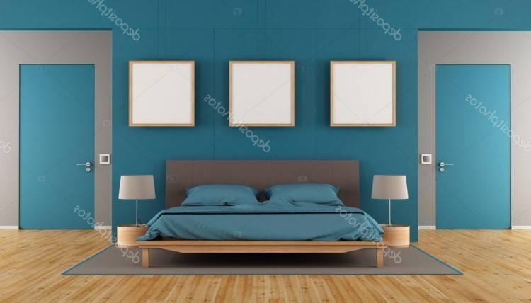 Couleur de chambre moderne – le marron apporte le luxe et le confort |  Chambre à coucher
