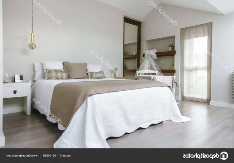 Acheter Chambre À Coucher Double De Style Américain Moderne Minimaliste En Bois Combiné Luxe Lit Américain 1,8 Mètre Lit En Bois Massif De $452