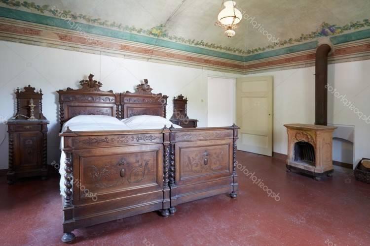 Chambre à coucher ancienne; Chambre à coucher ancienne