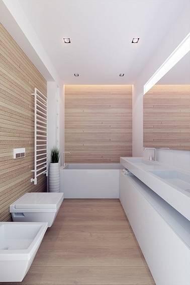 Cuisine Salle De Bain Moderne Petit Espace Amenagement Avec Douche Amenagement Salle De Bain Petit Espace