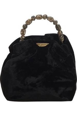 Sacs à main Dior Petit sac / pochette Vintage bordeaux Cuir,Toile Bordeaux  ref