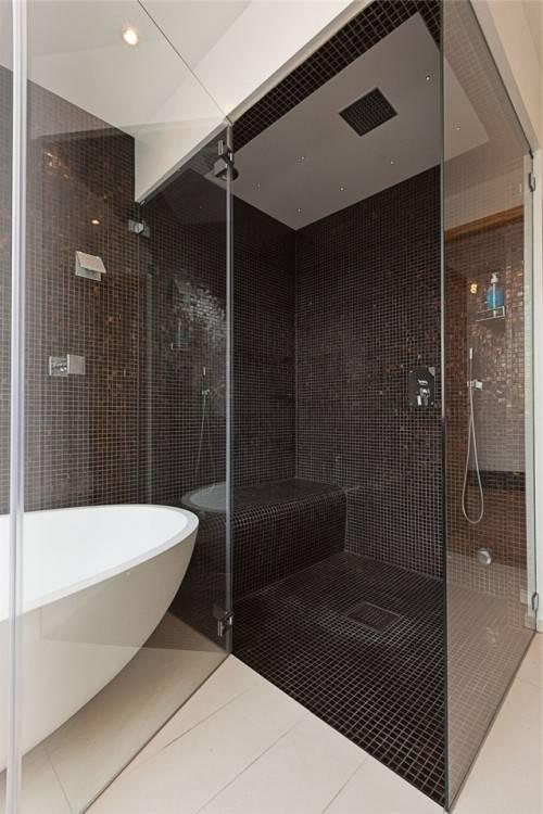 Salle De Bain à L Italienne Moderne: Surprenant salle de bain à l italienne moderne