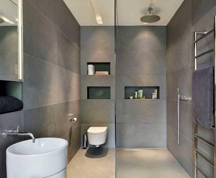 Revêtement mural salle de bain – 55 carrelages originaux et alternatives  tendance