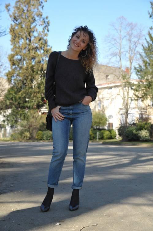 veste en jean femme manches longues XXL