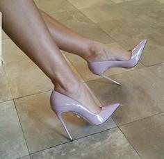 Sandales Verveine à talons en cuir