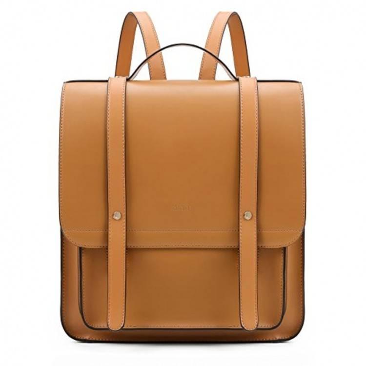 Kadell PU cuir sac bandoulière femme sac de cours femme Sac à Main Femme Sac  Bandoulière