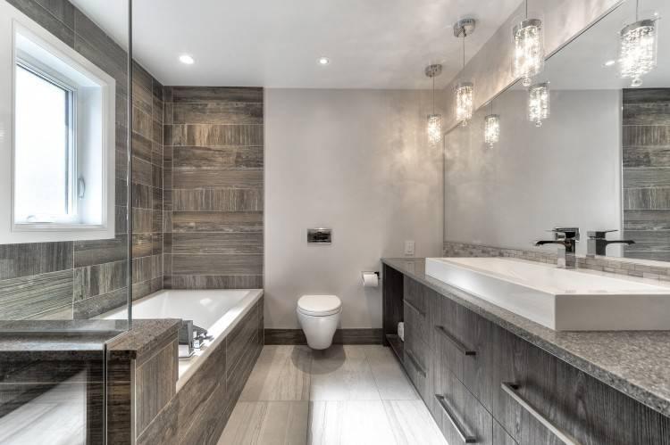 Miroir D Angle Pour Salle De Bain Baibolinfo Salle De Bains Moderne  Racussir Lamacnagement Guide Complet Codes Esthactiques Portes Lisses  Sanitaires Aux