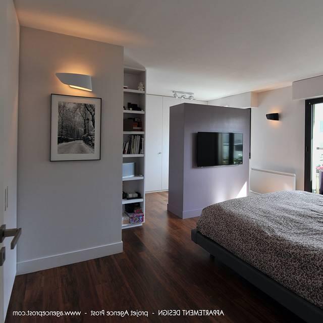 gallery of beautiful salle de bain dans chambre parentale on decoration d  interieur moderne suites parentales aux salles with plan