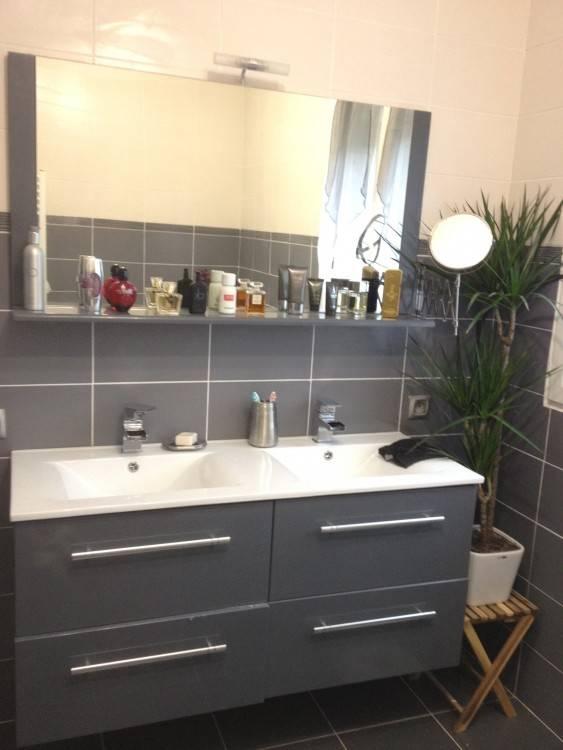 30 idaces incroyables de salle bain gris et blanc moderne noir source pinterestcom